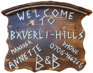 Welcome to Bäverli Hills Bed and breakfast
